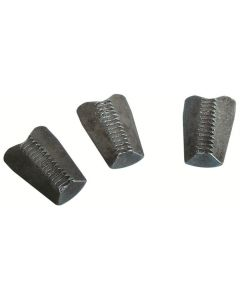 3 Piece Replacement Jaws for HUCHK150A and HUCAK175A Riveter
