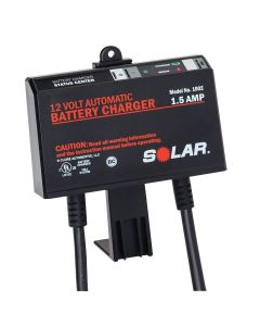 1.5 Amp 12 Volt Automatic On-Board Charger
