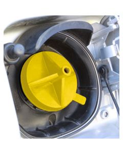 Universal Smoke Machine Fuel Cap Adapter