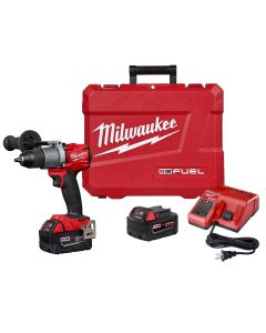M18 FUEL POWERSTATE 1/2 in. Drill Driver w/ (2) Batteries Kit
