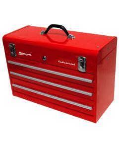 Homak Mfg. 20 in. 3-Drawer Toolbox