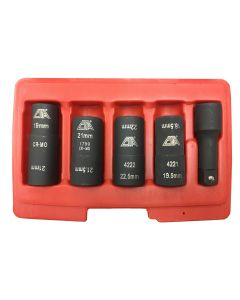 5PC Flip Socket Set