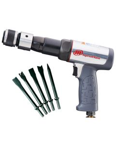 Ingersoll Rand Long Barrel Air Hammer Kit, Low Vibration