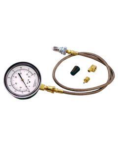 Exhaust Back Pressure Gauge