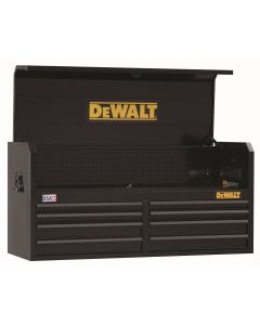 DeWalt 8-Drawer Chest, 52 in., Black