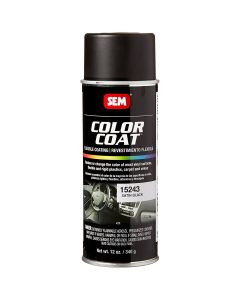 Color Coat, Satin Black