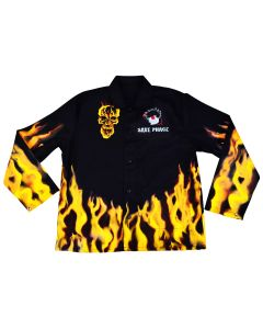 """""""Fired Up"""" Welding Jacket - Size L"""