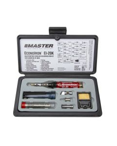 EconoIrons 3-in-1 Soldering Tool Kit, Temp. to 2370F/1300C