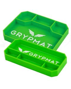 Grypmat PLUS Tool Tray DUO 2-Pack (Small and Med)