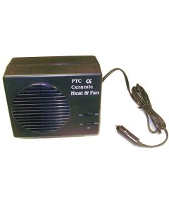 12 Volt Interior Heater/Defroster