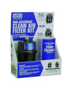 Clean Air Filter Kit 1/4 NPT