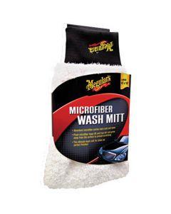 Meguiar's Microfiber Lint-Free Wash Mitt