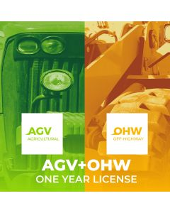 AGV + OHW One year license of use