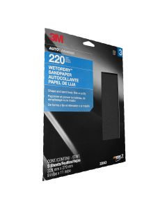 """3M Imperial Wetordry 9"""" x 11"""" Sheet - 5 Sheets per Pack"""