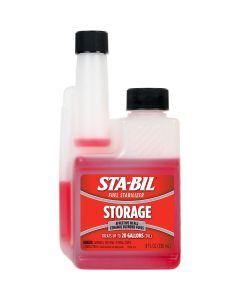 STA-BIL Fuel Stabilizer, 8 oz Bottle, Case of 12