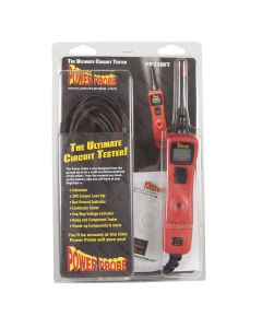 Power Probe TEK III Circuit Tester, Red, Clam Shell