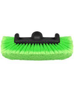 5-Level Brush 2.5IN Green Flagged Polystyrene Fibers