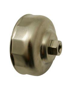 H.D. Oil Filter Cap Wrench  - 64mm x 14
