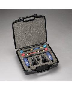 YELLOW JACKET ManTooth Wireless Digital Pressure/Temperature Gauge Automotive Kit