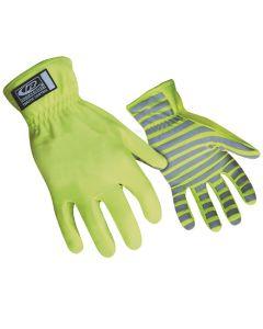 Traffic Gloves Hi Vis XL