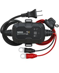 NOCO 2A Direct-Mount Battery Charger
