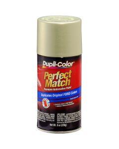 Perfect Match Automotive Paint, Ford Gold Ash Metallic, 8 oz Aerosol Can