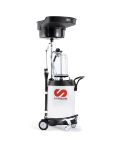 27 Gallon Combined Oil Suction and Gravity Collection Unit