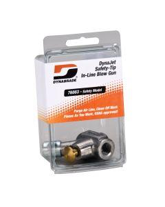 Dynabrade DynaJet Safety-Tip In-Line Blow Gun