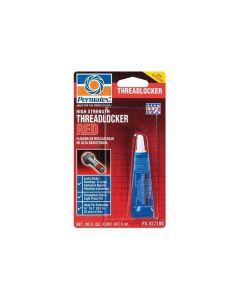 High Strength Threadlocker Red, 6mL Tube Carded