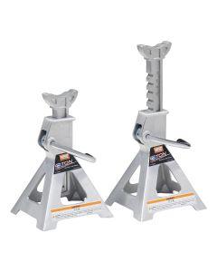 3 Ton Aluminum Ratcheting Jack Stands (Pair)