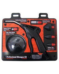 7 Piece Professional Blow Gun Kit