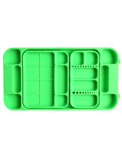 OEMTOOLS SureGrip 3-Piece Silicone Flexi-Tray Set