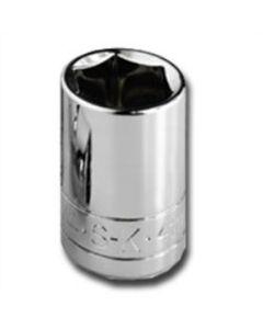 3/8 in. Drive 6-Point Standard Socket 15mm