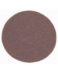 """2"""" Alum Oxide Disc, 50 Grit (100/Box)"""