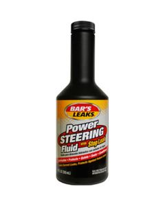 Power Steering Fluid with Stop Leak, Protect Against Future Leaks & Seal Current Leaks, 12 oz