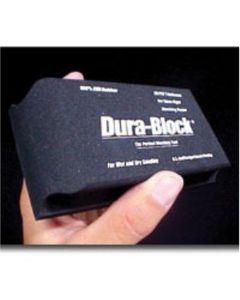 "1/3 DURA BLOCK 5 1/4"" SANDING BLOCK"