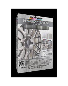 Hyper Silver Wheel Kit