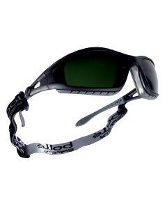 Safety Glasses Tracker Foam Lined ASAF Welding Shade 5 Lens