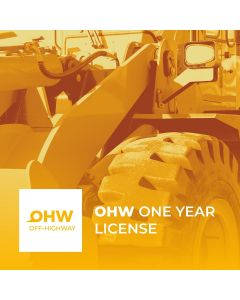 One Year License of Use. Jaltest USA OHW vehicles