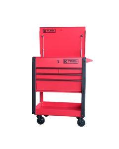 Professional heavy Duty Tool Cart with Locking-Dra