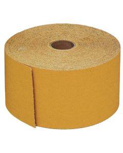 "SHEET ROLLS STIKIT GOLD 2-3/4""X45 YARDS P180"