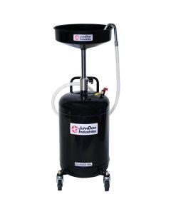 18-Gallon Self-Evacuation Portable Oil Drain
