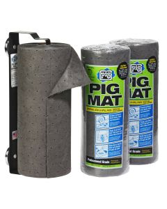 New Pig Universal Mat Plus Dispenser Combo Pack