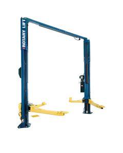 2 Post Asymmetrical 10,000 lb. Capacity Lift