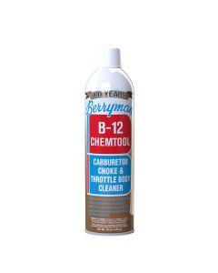 12PK B-12 Chemtool Carburetor Cleaner - 16 oz