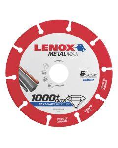 LENOX Diamond Angle Grinder Cutoff Wheel 5 in. x 7/8 in.
