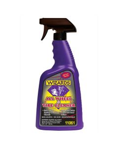 ALL WHEEL AND TIRE CLEANER 22 OZ EA (12/CS)