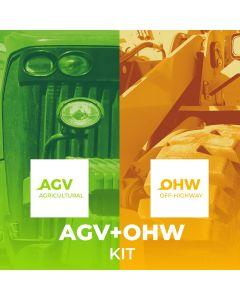 JALTEST AGV - OHW KIT