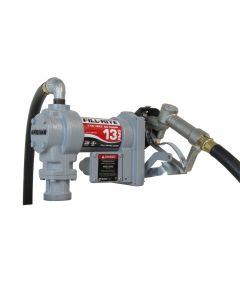 """115V AC Pump, Polymer Suction Pipe, 3/4""""x12' Hose,"""