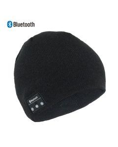 Plain Knitting Bluetooth Beanie Hat